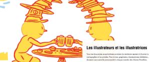Tous les deux mois, nous invitons un talent du territoire nantais à illustrer la cartographie et les articles. Tour à tour, graphistes, dessinatrices, bédéistes… donnent une nouvelle personnalité à chaque numéro des Autres Possibles. Cliquer sur cette image pour être redirigé vers la page Les illustrateurs et illustratrices.
