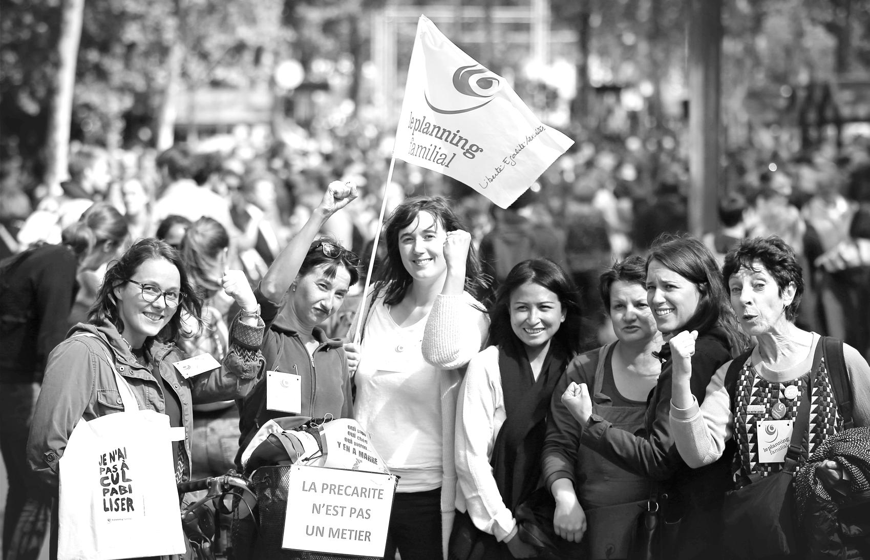 LAP #10 sexualité Militantes du planning familial 44 le 12 septembre 2017 Stéphane Mahé