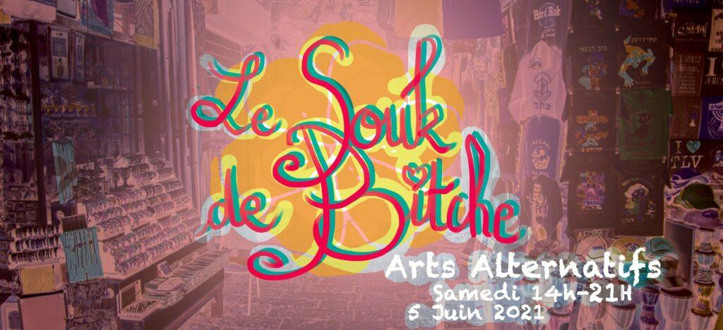 Le souk de Bitche, marché d'arts alternatifs